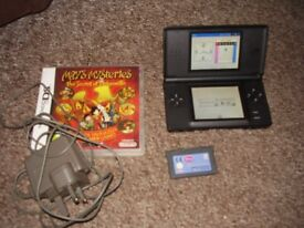NINTENDO DS LIGHT WITH GAMES
