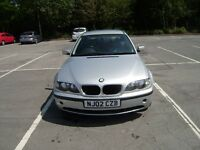BMW 3 series for Sale £1950 o.n.o. 2002, Excellent condition