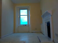 KILBIRNIE - 1-bed flat to let. Close to all amenities. NO DEPOSIT.