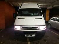 Iveco Daily for spares, all parts available