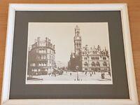 Framed Print of Old Bradford (Town Hall)