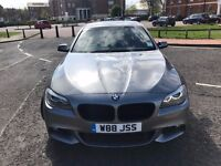 BMW 5 series 525D M Sport, 3.0D, 8 Speed Auto, Full BMW Service History, Just been serviced, 330bhp