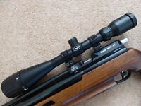 B.S.A. AIR RIFLE SCOPE