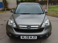 HONDA CR-V 2.2 I-CTDI ES 5d 139 BHP SERVICE RECORD + FULL YEAR MOT + 2 PREVIOUS KEEPERS +