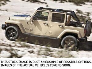 2017 Jeep WRANGLER UNLIMITED New Car Sahara|4x4|Cnnctvty,LED,Dua