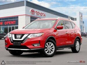 2017 Nissan Rogue SV - ALLOY WHEELS - HEATED SEATS - POWERS DRIV