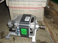 Genuine Hotpoint Indesit ariston Washing Machine Motor brand new in box.