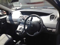 Renault MEGANE SCENIC VERY LOW MILEAGE 41K!!!!!
