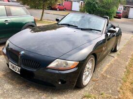 BMW Z4 3.0 i Sport 2dr Manual (2003) - Huge Spec