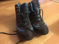 Waterproof Hiking boots size 4