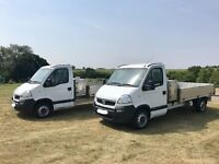 VAUXHALL MOVANO LWB 2.5 DIESEL TRUCK 2008/2009 REG *CHOICE OF 4* FULL SERVICE HISTORY DRIVES PERFECT