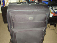 Travel bag big size black extra strong
