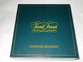 Trivial Pursuit Master Game - Genius Edition
