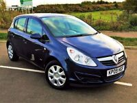 2009 VAUXHALL CORSA CLUB 1.3 CDTI 5DR- DIESEL - FULL SERVICE HISTORY - GOOD CONDITION- TOP SPEC