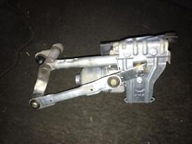 Seat Leon 2006-2011 driver side wiper motor and linkages