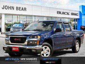 2011 GMC Canyon SLE