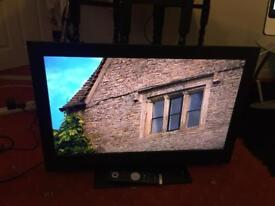 32 inch JMB hd tv freeview And HDMI and USB very good condition