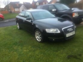 Audi A6 TDI 140bhp (New oil Pump, Turbo, Transponder)