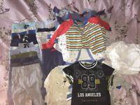 3/6 baby boy clothes bundles