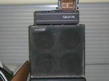 VADIS 40 Watt Vintage Valve Amp and Alnico Quad Box - late 1960s Sutherland Sutherland Area Preview