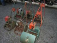 Cylinder and Rotary Mowers for Spares or Repair(14) Lot 4 £70