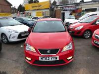 Seat ibiza 1.4 petrol five door hatchback