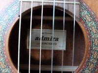 artesania admira concerto classical guitar