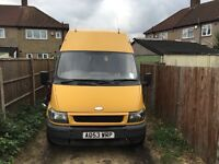 For sale ford transit diesel in very good condition r