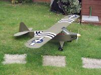 4 model planes elekt.
