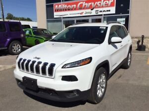 2017 Jeep Cherokee NORTH 4X4 V6