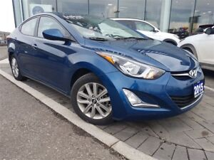 2015 Hyundai Elantra ALLOYS - BLUETOOTH, SUNROOF, CRUISE,