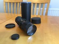 Photax-Paragon Zoom lens (screw fitting)