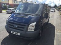 Ford Transit for quick sale. No VAT!! No longer needed due to career change.