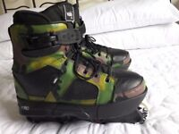 AGGRESSIVE INLINE Valo TV3 camouflage *perfect for xmas*