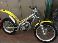 Gasgas trials bike