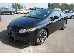 2013 Honda Civic EX- ALLOY WHEELS + SUNROOF!