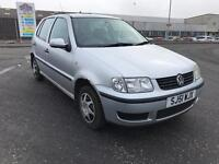 Volkswagen polo trade in to the
