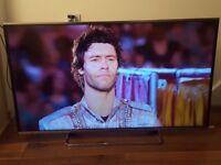 Panasonic 48 Inch Ultra HD 4K Smart 3D LED TV With Freeview HD (Model TX-48AX630B)!!!
