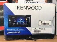 Kenwood dab