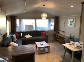 LUXUARY STATIC CARAVAN FOR SALE AT SANDY BAY HOLIDAY PARK!!