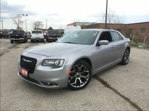 2016 Chrysler 300 S**LEATHER**SUNROOF**NAVIGATION**BACK UP CAM**