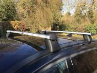 Genuine Volvo XC60 Roof bars.