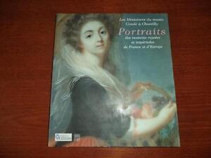 PORTRAITS des Maisons Royales et Impériales de France et Europe