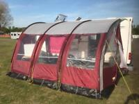 Raleigh compass 524 with awning 2004