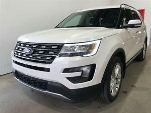 2016 Ford Explorer LIMITED, CUIR, NAVIGATION, TOIT PANORAMIQUE