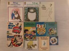 Young Children's Books Bundle x11