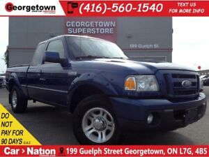 2010 Ford Ranger Sport | 4.0L | POWER OPTIONS | A/C |