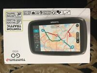 TomTom Go 5100 Lifetime Traffic And Worldmaps