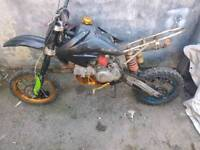 140cc stomp spare or repair