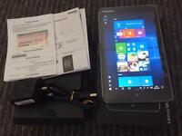 "Lenovo Miix 2 8"" inch Windows 10 Tablet"